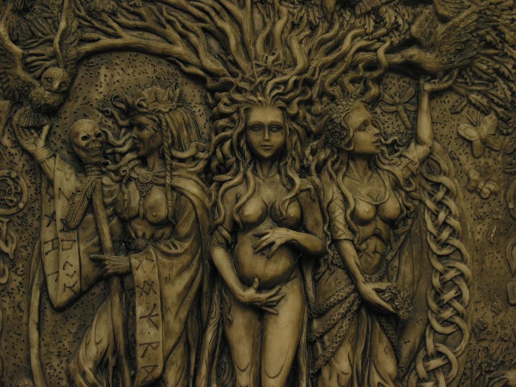 ancient celtic religion speech